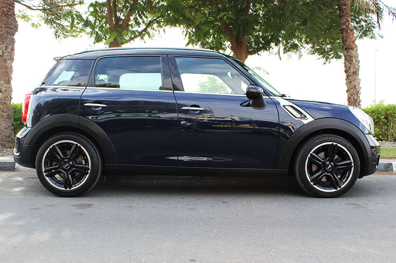 GCC MINI COUNTRYMAN 2013 – ZERO DOWN PAYMENT – UNDER WARRANTY