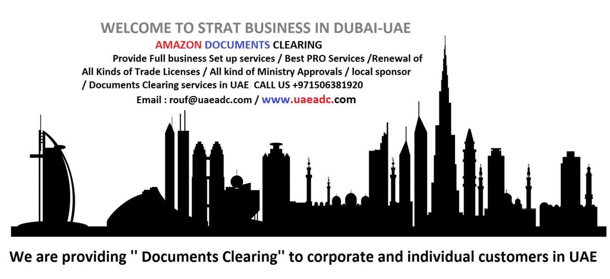 DUBAI BUSINESS SETUP SERVICES WITHIN 3 DAYS