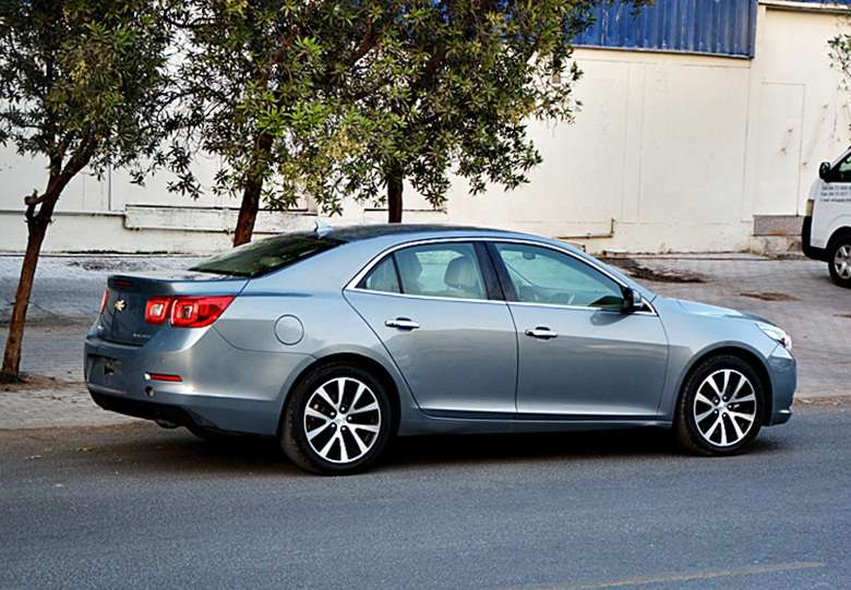 "Incredible Cash Sale Offer ""Chevrolet Malibu LTZ"" 2014 Grey"