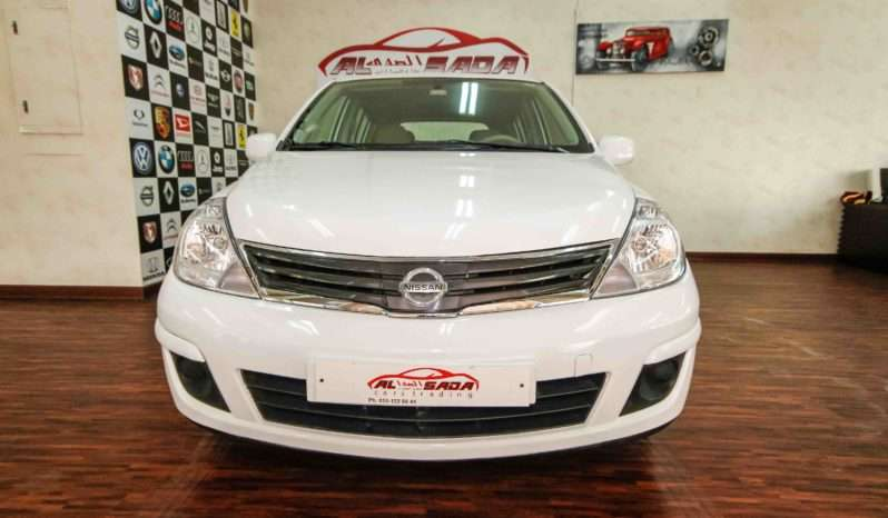 Pre-owned Nissan Tiida 2014