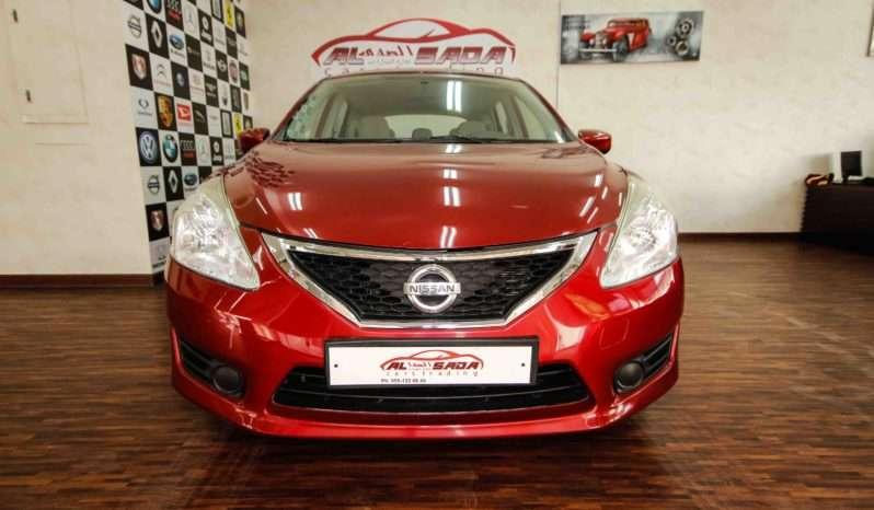 Nissan Tiida Gcc Specs 2014