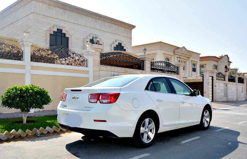 Chevrolet Malibu 2016 Also On Accident Free 1 Year Warranty