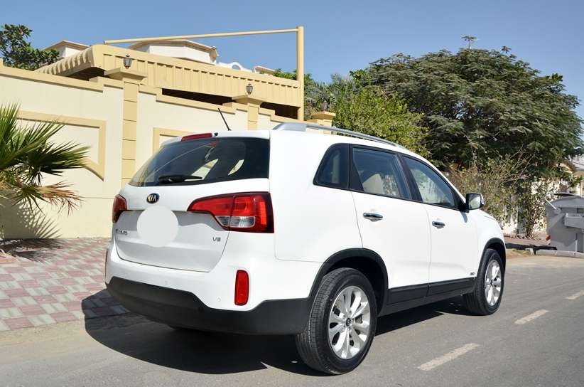Kia Sorento 2015 GCC Accident Free Clean Car 1 Year Warranty@0521293134