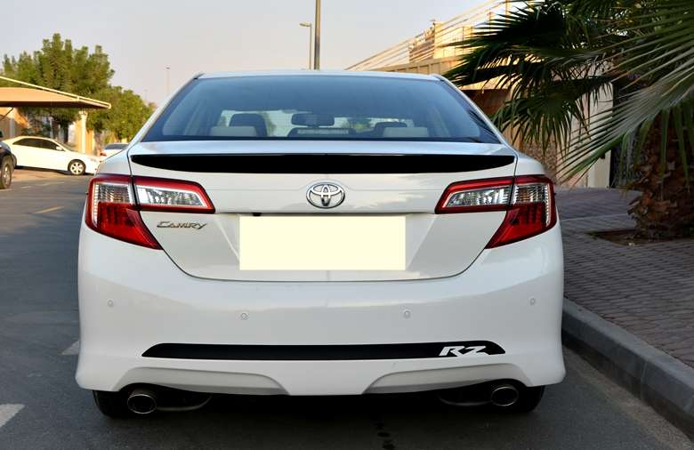 Toyota Camry 2015 RZ Gcc Full Option Accident Free Warranty Full