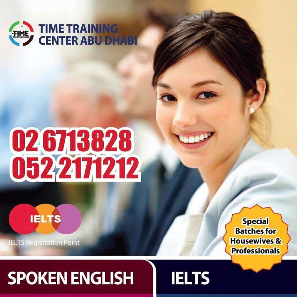 IELTS Course Training Center in Abu Dhabi