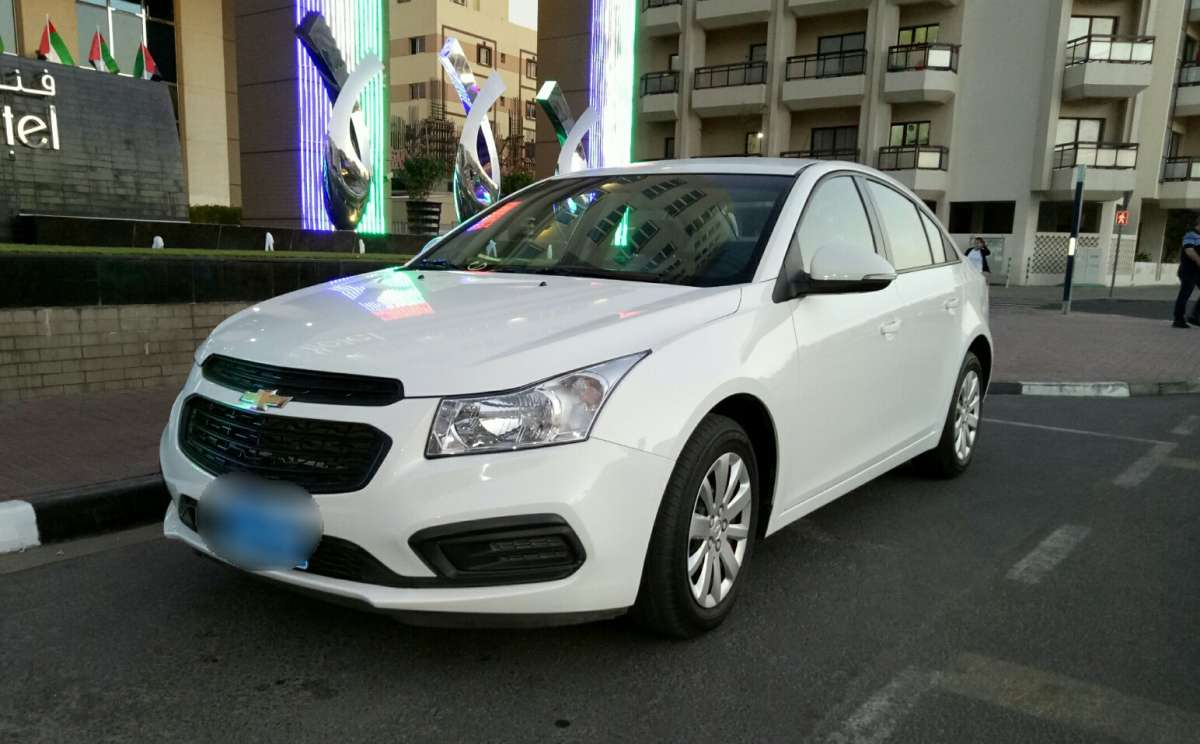2016 GCC CHEVROLET CRUZE IN JUST 32K 100% BANK FINANCE@ZEERO D.P 0557773278