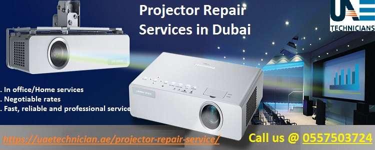 Projector Repair Service in Dubai.jpg