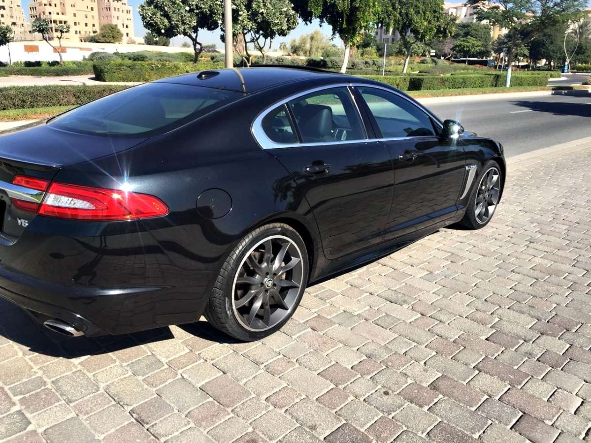 **YEAR END OFFER**JAGUAR XF 5.0 EMI 899X60 0%D.P, V8 GCC