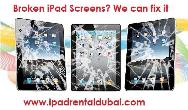 iPad 2 Screen Repair Dubai