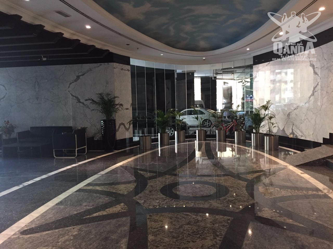 Affordable 3 Bedroom Apartment + Maid in KG Tower for Rent