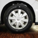 NISSAN TIIDA 2014 WHITE COLOR GCC SPEC