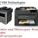 Copier Rental Dubai – Rent Printer in Dubai