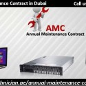 IT Support AMC Solutions at Budget friendly rate in Dubai – UAE Technician