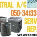 Central Ac Service Repair in Jebel Ali – DIP – DIC – Al Quoz Dubai