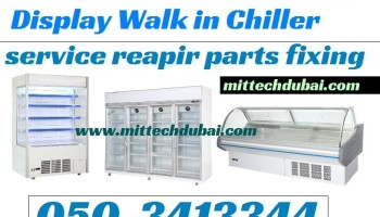 chiller Food-Display-Case- display walk in chiller service repair in dubai 0503413344.jpg