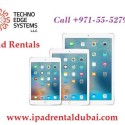 Rent a iPad for your Business from Techno Edge Systems, LLC