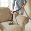 Experienced cleaner for sofa carpet mattress curtain cleaning