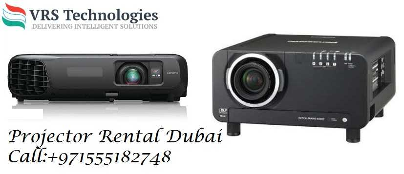 Projector Rental Dubai - Projector on Lease in Dubai.jpg