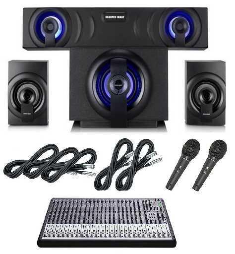 Speakers Rental Dubai - Sound Equipment Rental Dubai
