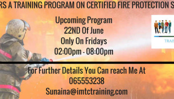 IMTC OFFERS A TRAINING PROGRAM ON CERTIFIED FIRE PROTECTION SPECIALIST.jpg