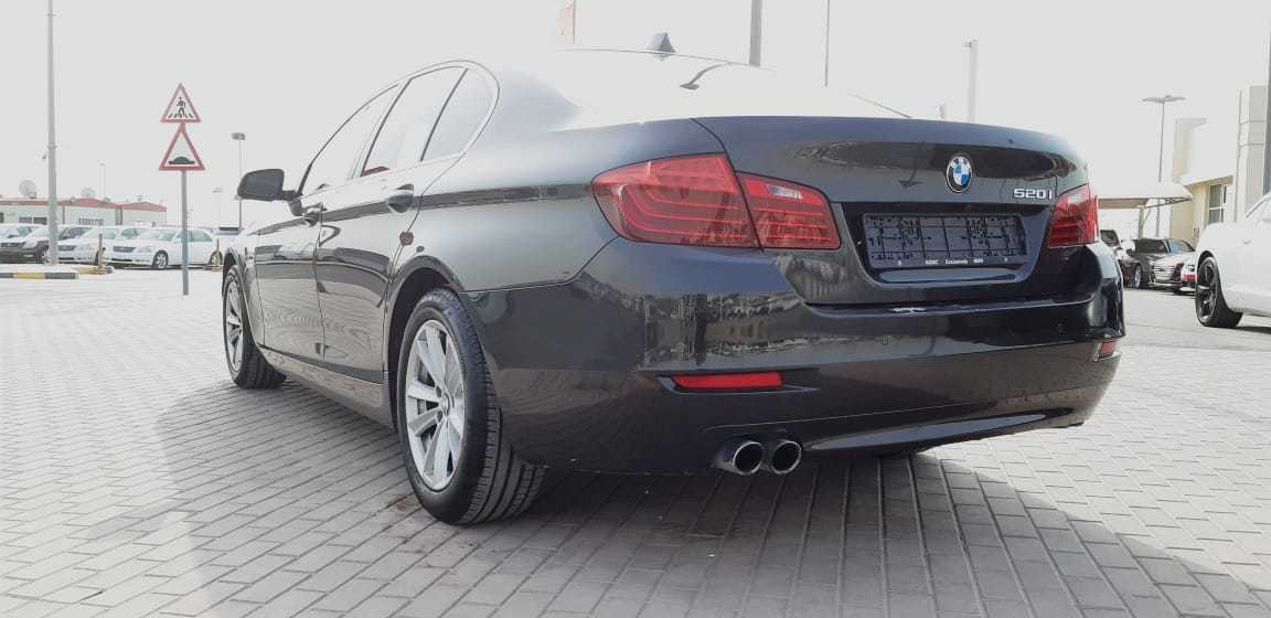 BMW 520 I 2014 GOOD CONDITION  0 DOWN PAYMENT / MONTHLY 1754 - Image 3