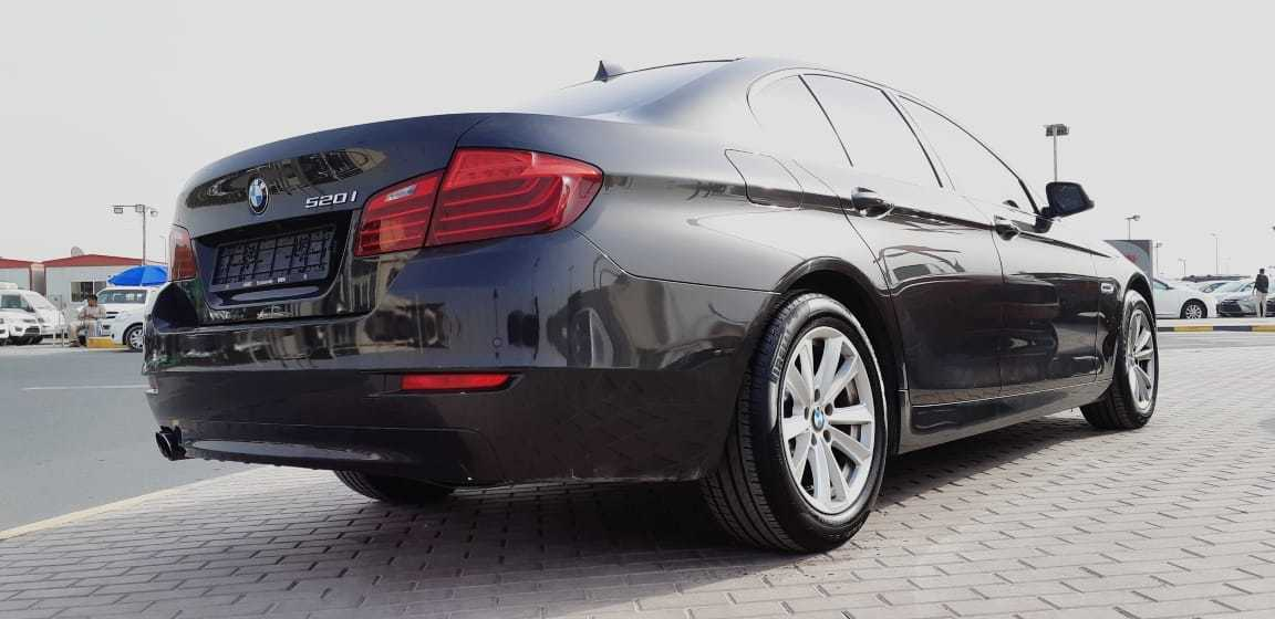 BMW 520 I 2014 GOOD CONDITION  0 DOWN PAYMENT / MONTHLY 1754 - Image 4