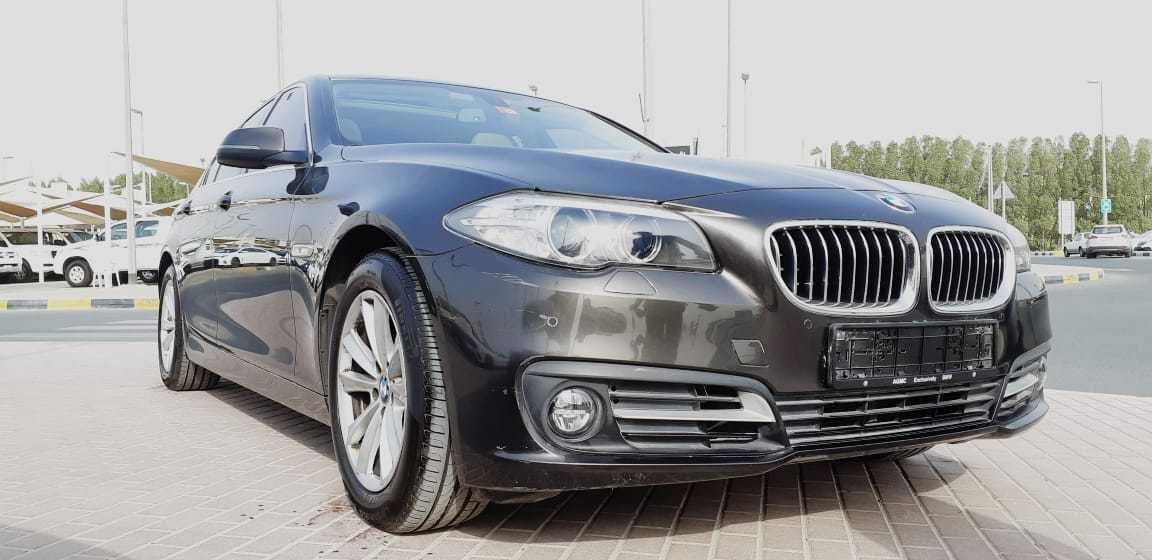 BMW 520 I 2014 GOOD CONDITION  0 DOWN PAYMENT / MONTHLY 1754 - Image 5