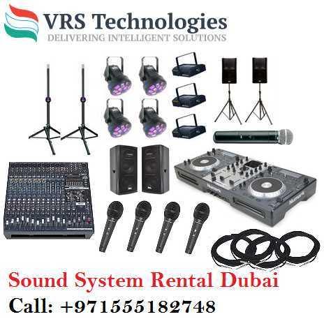 Speakers Rental Dubai - Rent Speakers Dubai - AV Rental Dubai.png