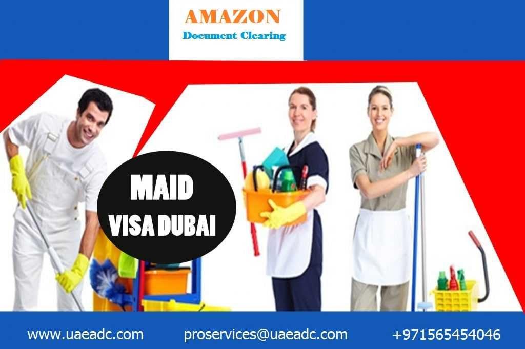 HOUSEMAID VISA IN DUBAI CALL NOW 0565454046 – Kargal Classifieds - UAE