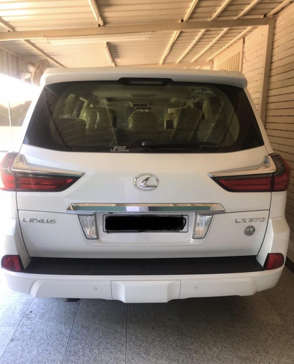 Used 2016 Lexus LX 570 for sale – Kargal Classifieds - UAE