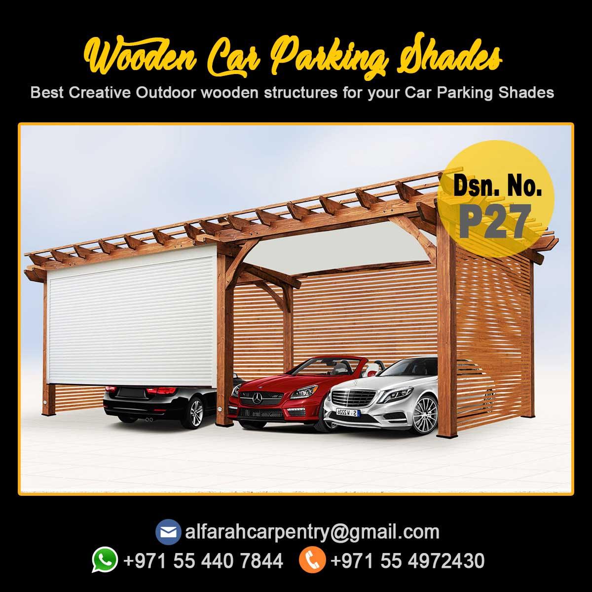 Car Parking Pergola Suppliers , Wooden car Parking , Car parking Wooden Shades Dubai3.jpg