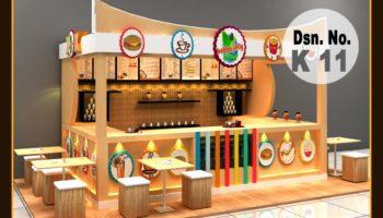 Kiosk Manufacturer Company in Dubai , Wooden kiosk , Dubai Mall kiosk2.jpg