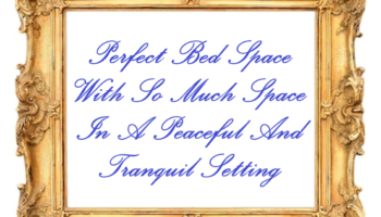0 Title - Perfect Bed Space With So Much Space In A Peaceful And Tranquil Setting.png