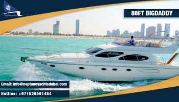Yachts for Rent in Dubai