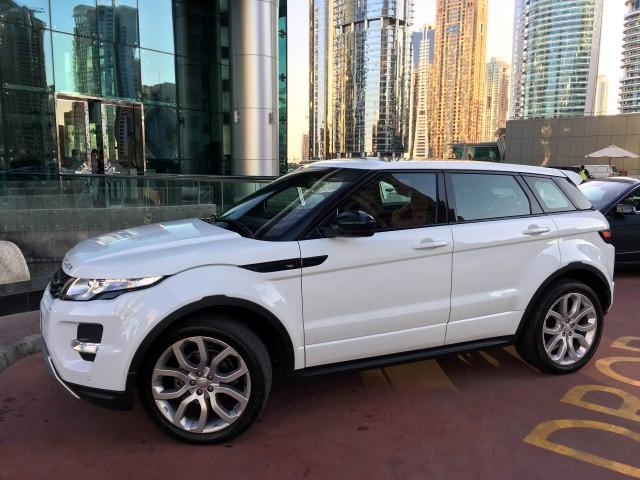 Range Rover kargal