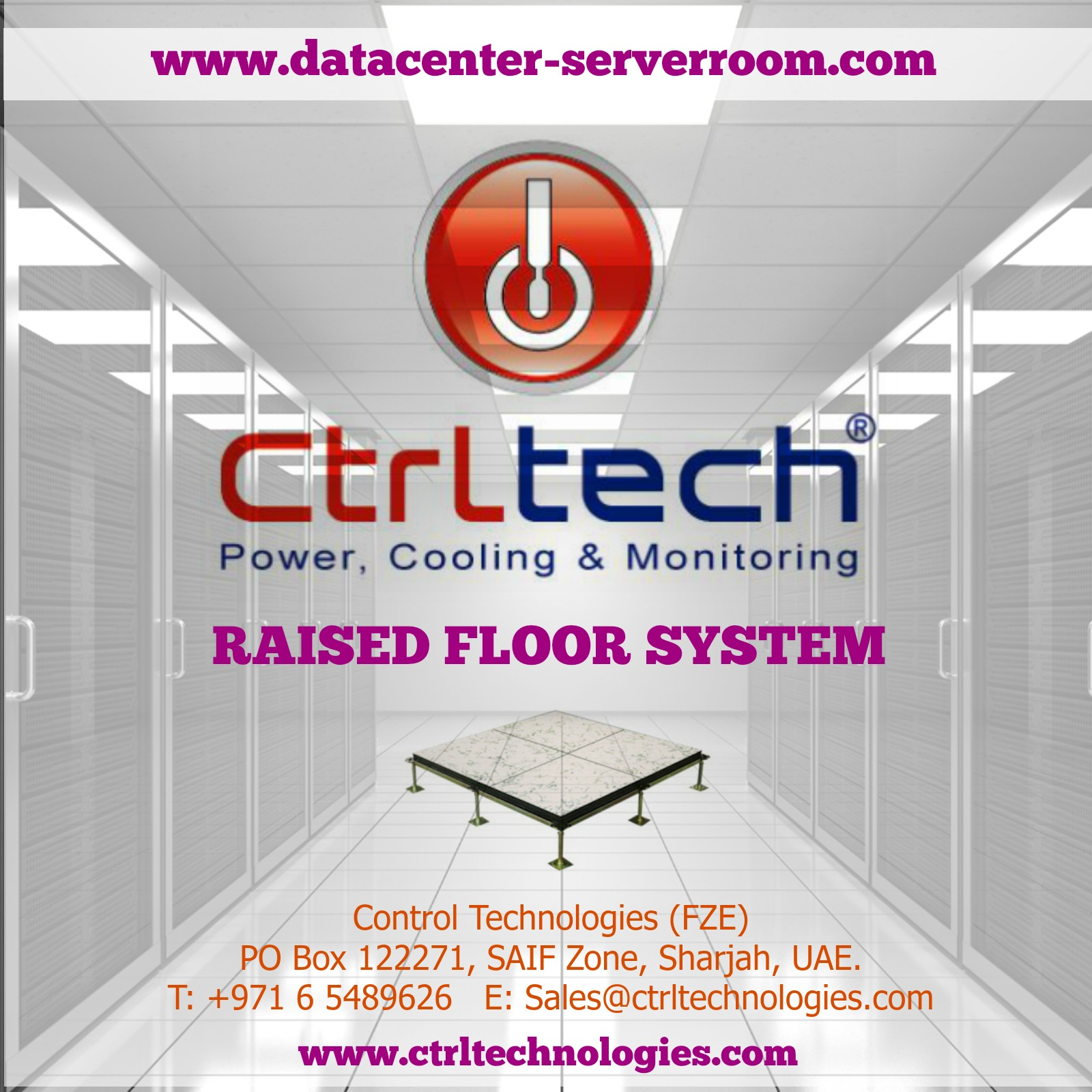 Raised floor or access floor for data center (datacenter) or server room.jpg