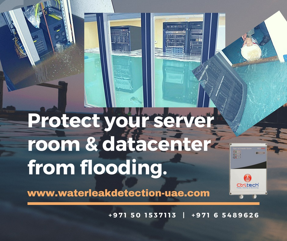 Water leak detection system to ptrotect datacenter and server room from flooding.jpg