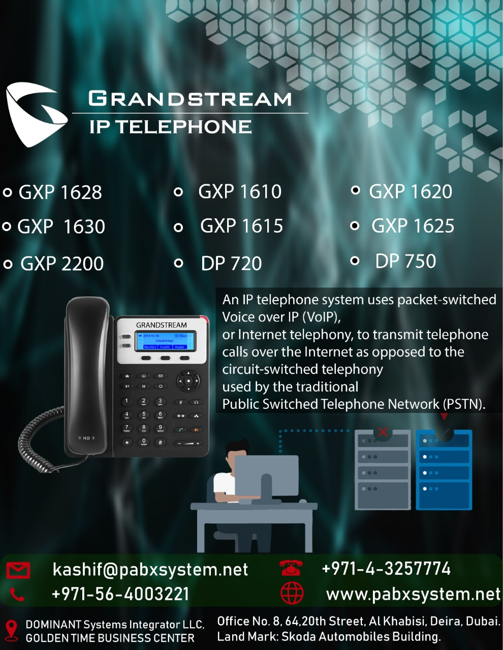 Grandstream IP Telephone.jpeg