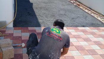 INTERLOCK FIXING WORK IN DUBAI