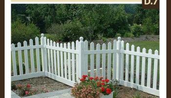 Wooden Fene Dubai, Picket Fence In UAE, Garden Fence in Jumeirah (1).jpg