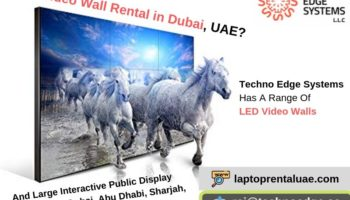 Video wall Hire in Dubai
