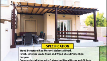 Wall Attached Wooden Pergola in UAE-1.jpg