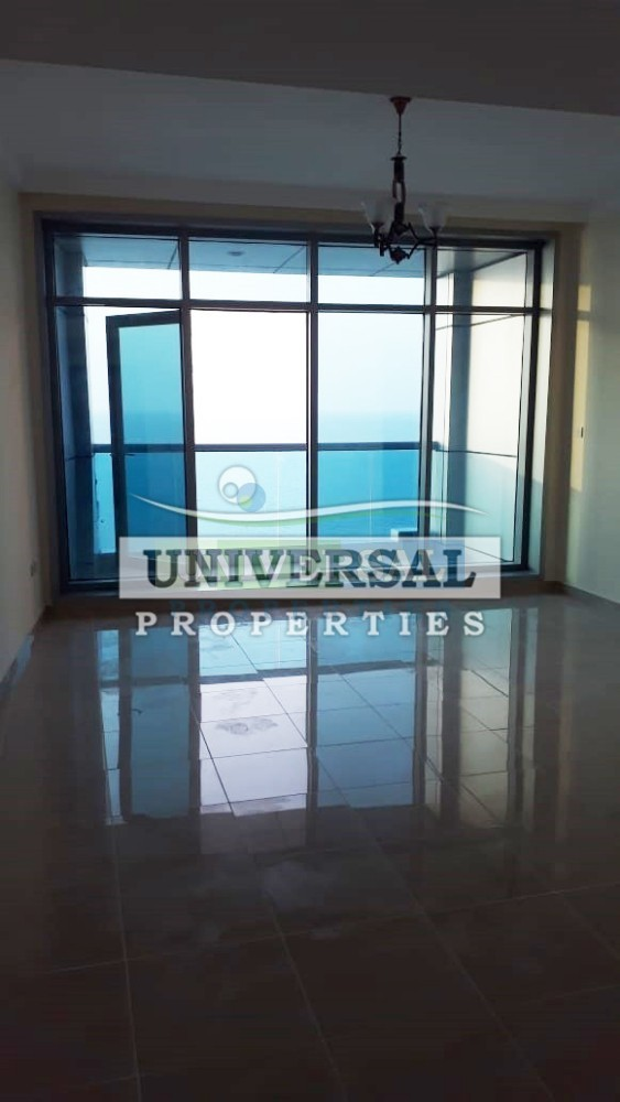 Fully Sea View 2 Bed Room Apartment Available With Parking For Rent in Ajman Cornish Area - Image 5