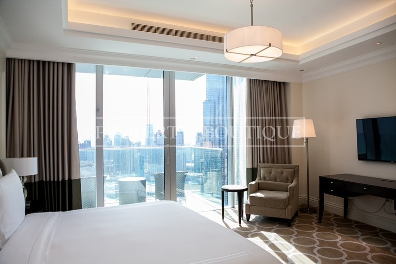 Best 2 Bedroom | Burj Khalifa and Fountain view - Image 16