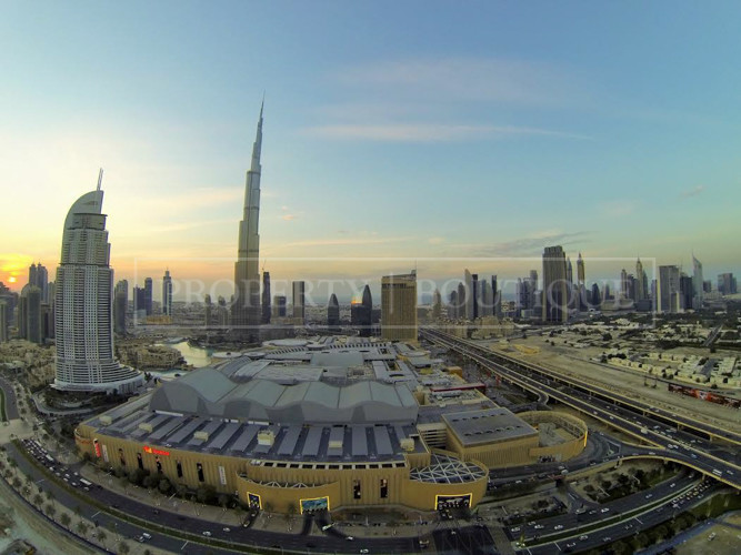 1 Bed | 02 Unit | Burj Khalifa and Fountain Views - Image 12