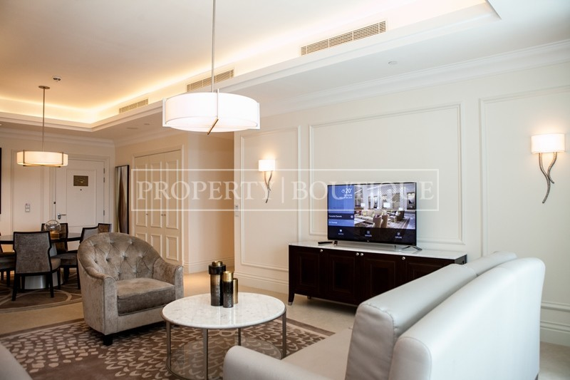 Best 2 Bedroom | Burj Khalifa and Fountain view - Image 4