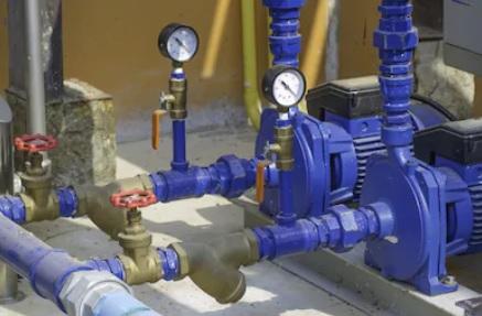 CNC Water Pump Installation.jpg