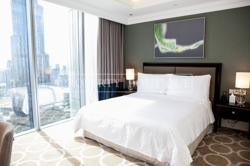 Best 2 Bedroom | Burj Khalifa and Fountain view - Image 12