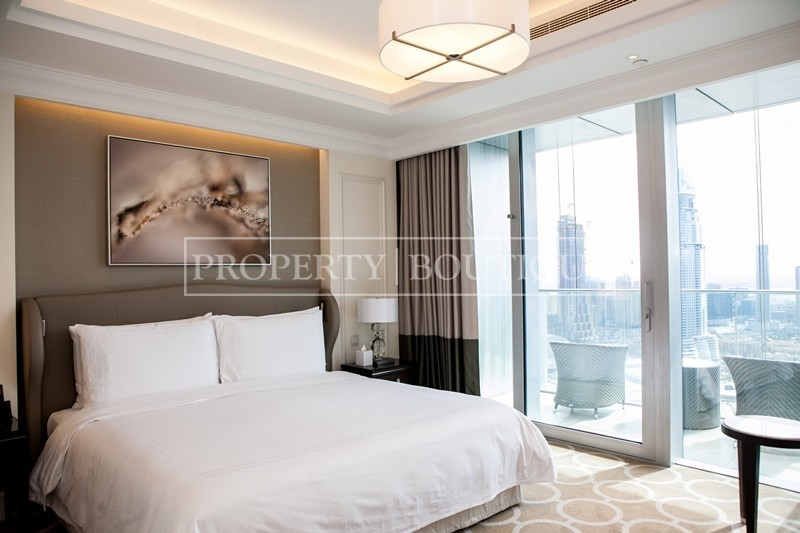 Best 2 Bedroom | Burj Khalifa and Fountain view - Image 10