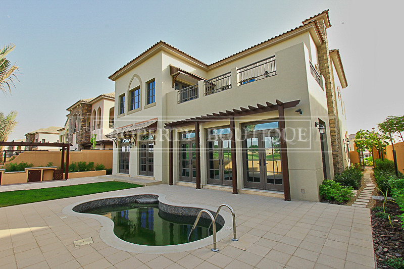 5 Bed Villa | Full Golf Views | Flame Tree Ridge - Image 9